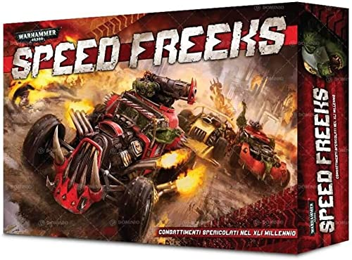 Unbekannt Speed Freeks (Italian)