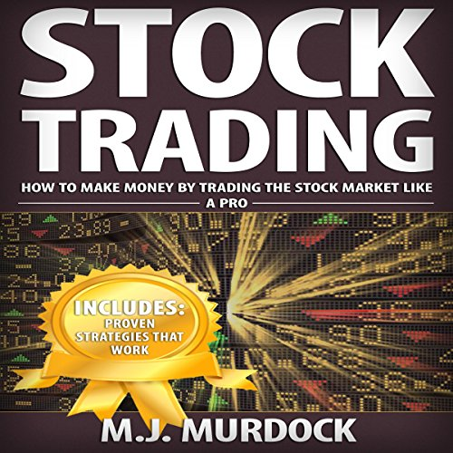 Stock Trading: How to Make Money by Trading the Stock Market Like a Pro audiobook cover art