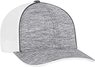 Trucker Flexfit Cap Hat Moisture-Wicking 3 Sizes 7 Colors 406F