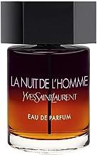 Yves Saint Laurent La Nuit De Lhomme Eau De Parfum Spray For Men (New 2019 Launch), 3.4 Ounce