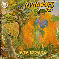 FIRE WOMAN [LP] [12 inch Analog]