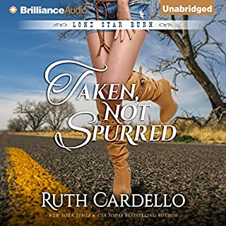 Taken, Not Spurred cover art