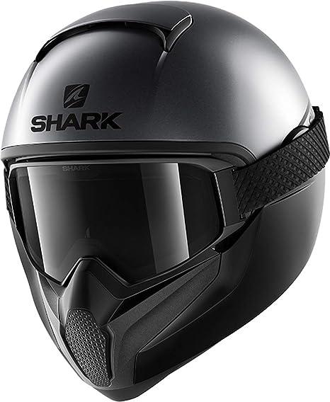 Shark Herren Nc Motorrad Helm Anthracite S Auto