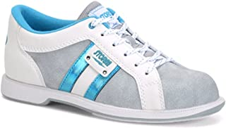 Storm Womens Strato Bowling Shoes- Gray/White/Teal