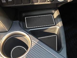 Auovo Anti Dust Mats for Toyota RAV4 Accessories 2013 2014 2015 2016 2017 2018 Interior Custom Fit Cup Holder Inserts Door...