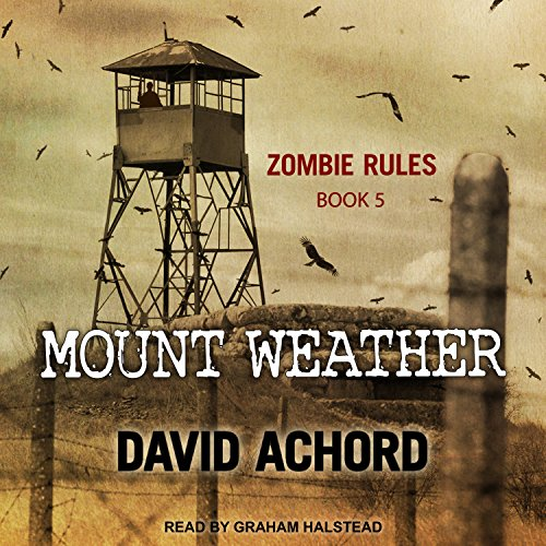 Mount Weather audiobook cover art