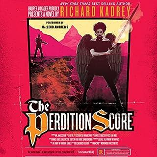 Page de couverture de The Perdition Score