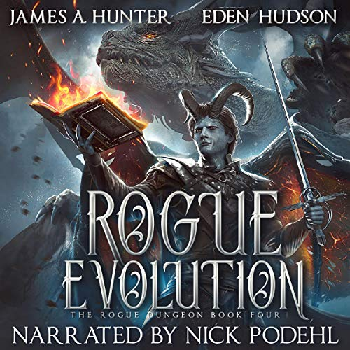 Rogue Evolution cover art