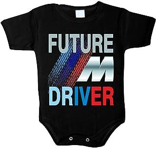 Unbekannt Future ///M Driver Baby Body Babykleidung Strampler Unterwäsche Weihnachts Geschenk