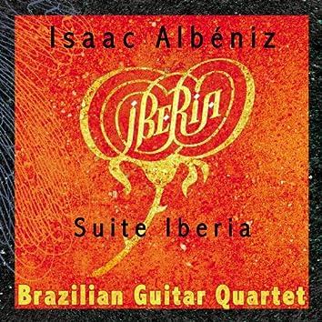 Albeniz, I.: Iberia (Arr. for Guitar Quartet)