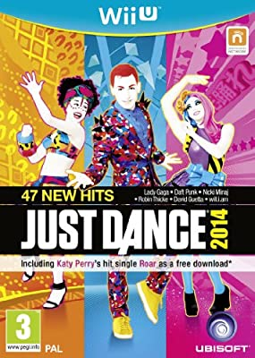 Just Dance 2014 (Nintendo Wii U)