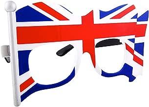 Sun-staches - UK Flag Glasses
