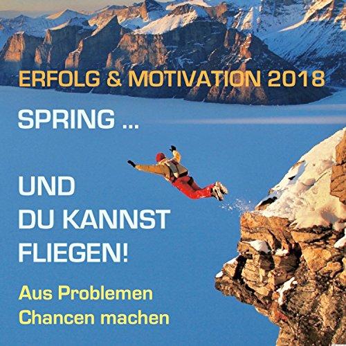 Spring... und du kannst fliegen! Erfolg & Motivation 2018 Titelbild
