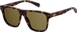 بولارويد نظارات شمسية للرجال، بني