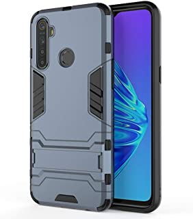 Boleyi Case for Realme X3 SuperZoom 5G, Full Body Shock Resistant Armour Cover, with Kickstand, Cover for Realme X3 SuperZ...