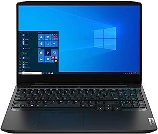 Lenovo IdeaPad Gaming 3 15.6インチフルHDゲーミングノートブックコンピュータ、Intel Core i5-10300H 2.5GHz 8GB RAM、256GB SSD + 1TB HDD、NVIDIA GeForc...