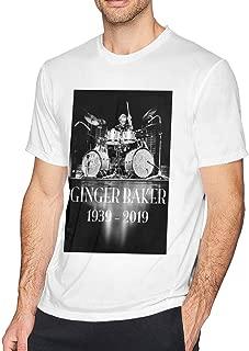 ginger baker t shirt