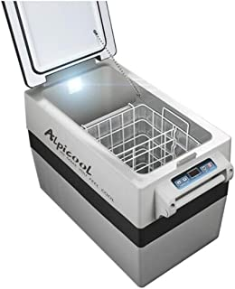 Amazon.es: JIAHUI Refrigerador del coche, compresor de ...