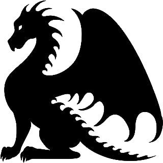 dragon lore decal