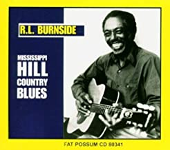 Mississippi Hill: Country Blues