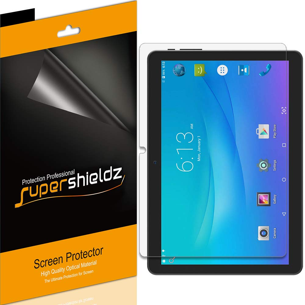 Supershieldz Tablet Screen Protector Fingerprint