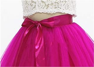 7 Layers Tulle Skirt Pleated Skirts Womens Skirt Petticoat