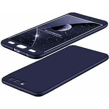 AILZH Funda Huawei Honor 9 Cubierta 360 Grados Caja protección de ...