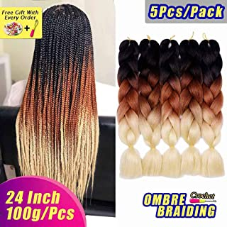 Best blonde and hot pink ombre Reviews
