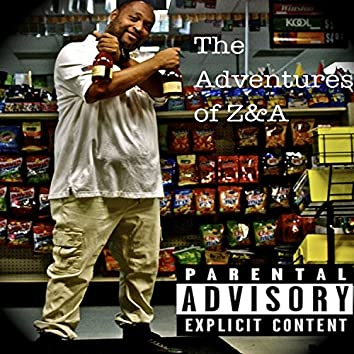 Adventures of Z & A - EP