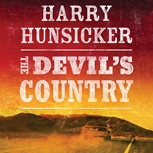The Devil's Country audiobook cover art