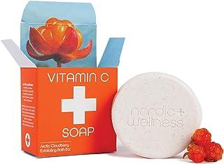 Nordic+Wellness Vitamin C Soap with Arctic Cloudberry - 4.3oz Bar