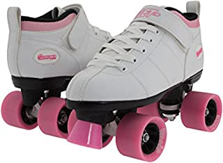 Chicago Bullet Ladies Speed Roller Skate –White