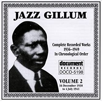 Jazz Gillum Vol. 2 1938-1941