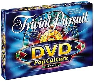 Milton Bradley Trivial Pursuit POP Culture DVD Game