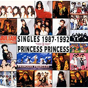 "SINGLES 1987-1992"""