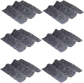 6 peças de pano removedor de arranhões para carro da VICASKY, pano para remoção de arranhões, polimento de superfície, Nan...