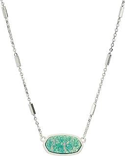 Bright Silver Mint Opal