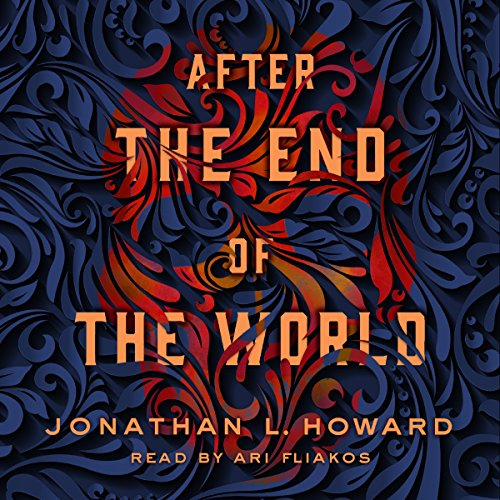 After the End of the World audiobook cover art