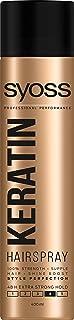 Syoss Keratin Hairspray 400ml