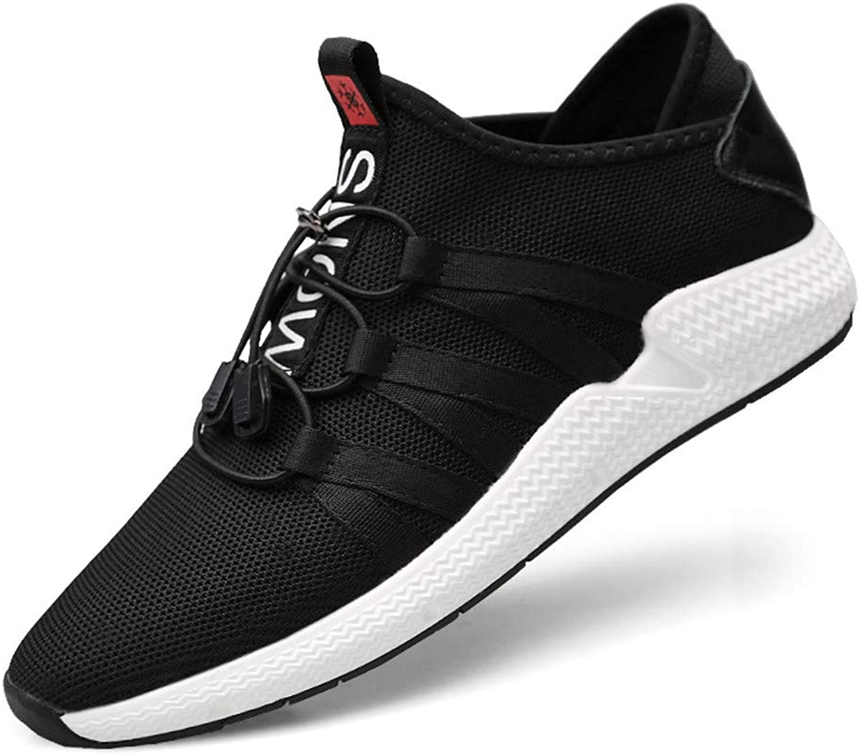 Mans springaning ljusljus ljusljus ljusljus Andable Casual Sports skor Mode skor gående skor  online försäljning