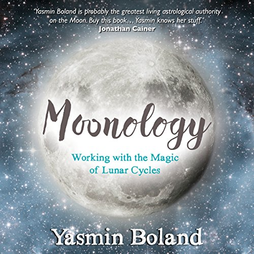 Moonology audiobook cover art