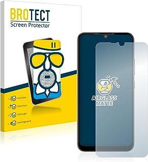 BROTECT Antireflecterende Glas Screenprotector compatibel met Gigaset GS190 - Anti-Glare Beschermglas met 9H hardheid, Ma...