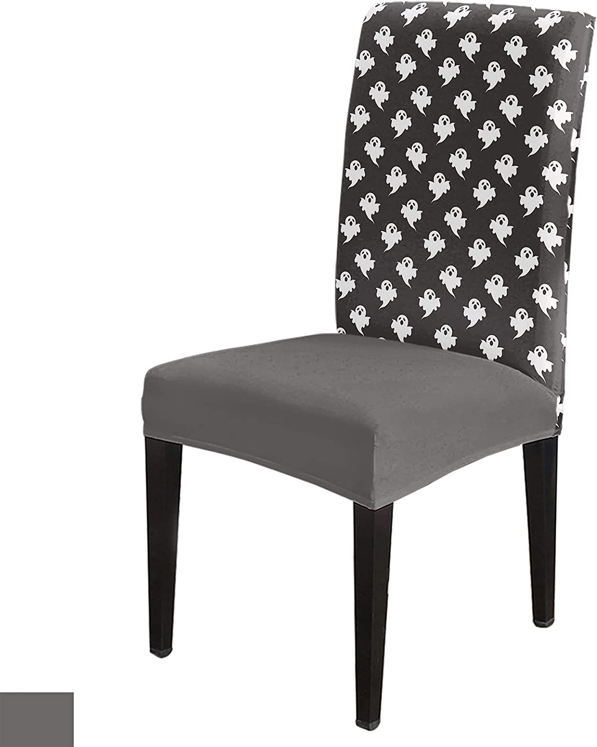 Halloween Soldering Dining Sale Chair Slipcover Ghosts House Haunted Spandex Re