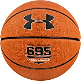UNDER ARMOUR 695 INDOOR COMPOSITE GAME BASKETBALL, 29.5 / OFFICIAL SIZE / SIZE 7