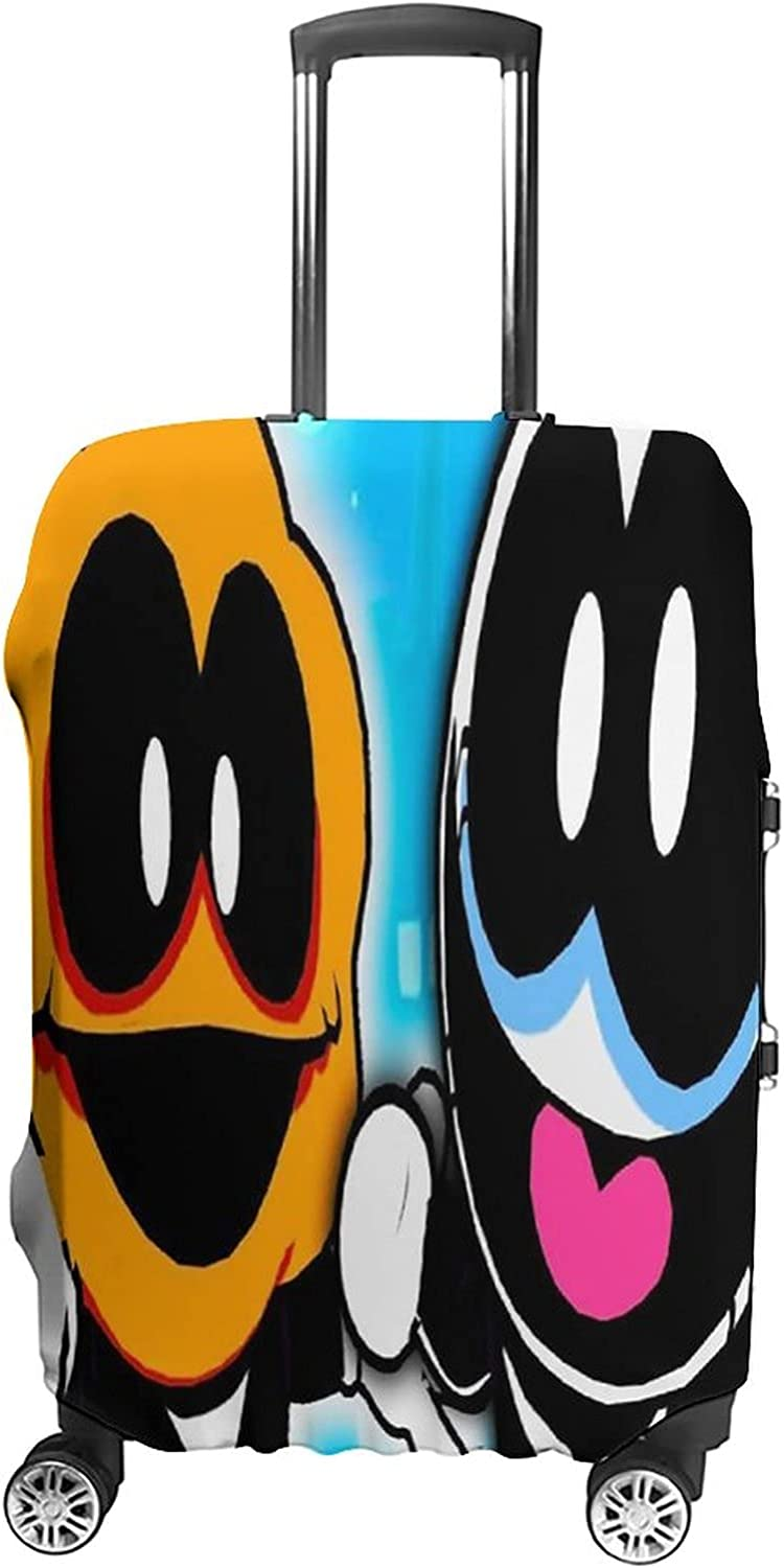 Luggage Cover Selling Friday Night Finally resale start Funkin Inch 19-32 Suitcase Fits
