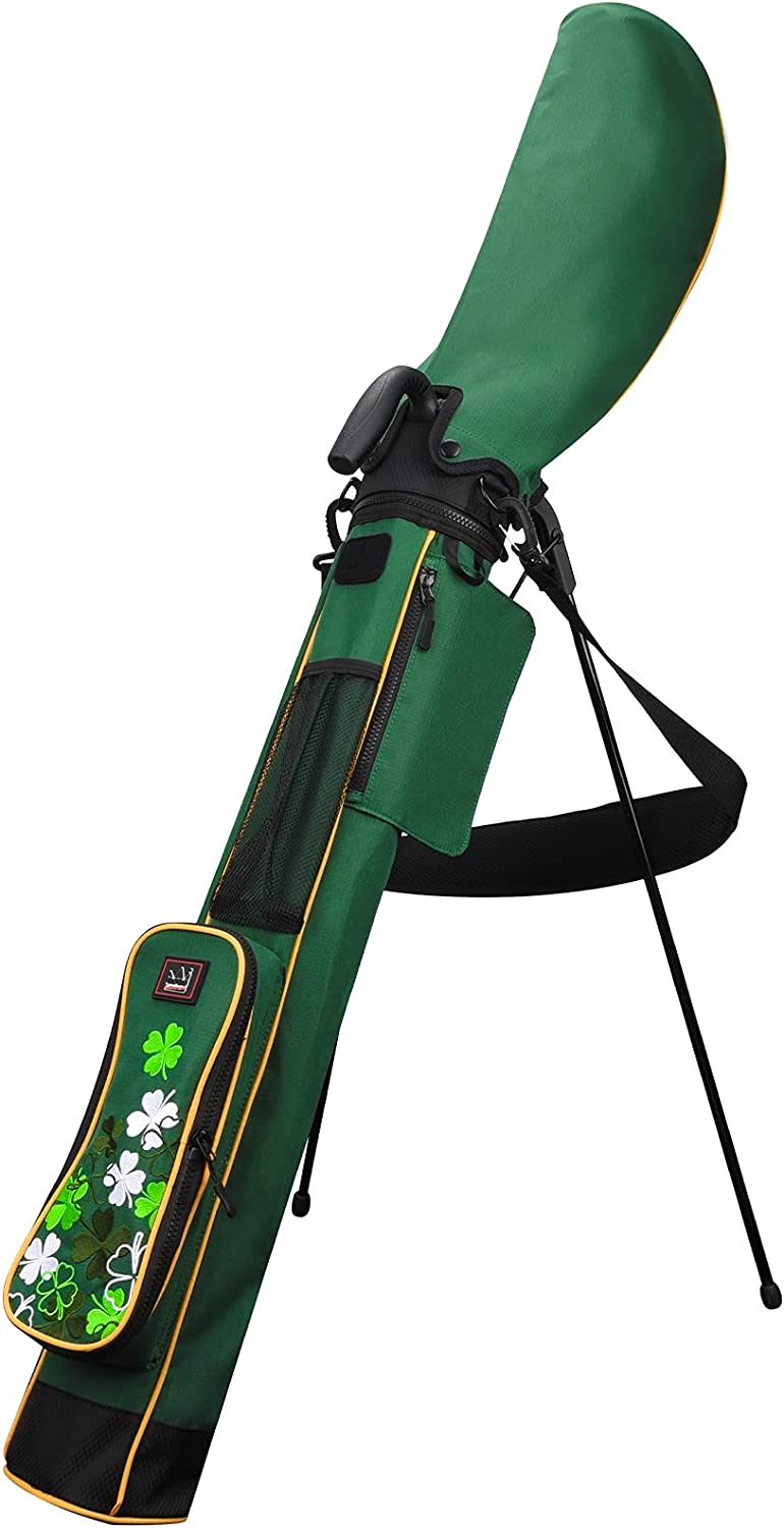 Craftsman Golf Lightweight Clover Stand Cover Excellence Bag with Free Shipping New Rain