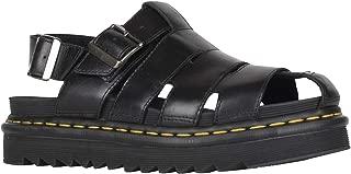 Dr.Martens Mens ABEL Brando Leather Sandals