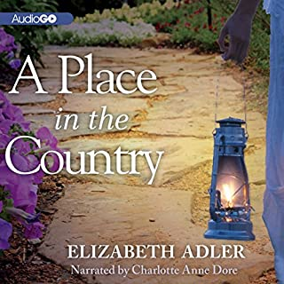 A Place in the Country audiobook cover art