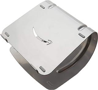 AmazonBasics - Soporte para portátil, color plateado