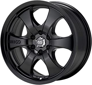 ENKEI M6 Rim 17x8 6x5.5 Offset 35 Black (Qty of 1)